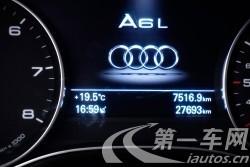 奥迪A6L 35TFSI 2018款 2.0T 自动 时尚型30周年纪念版 (国Ⅴ)