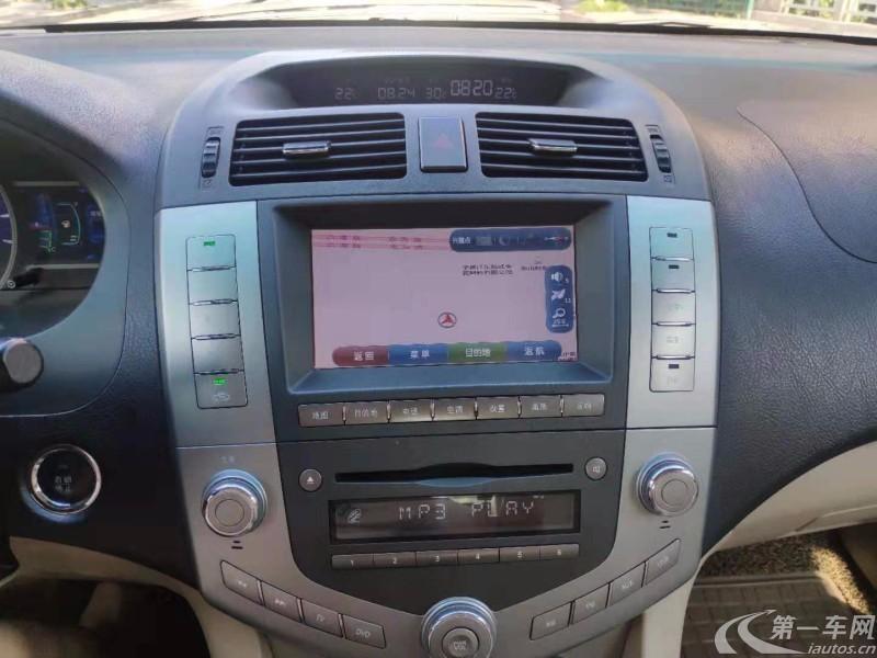 比亚迪S6 2011款 2.0L 手动 前驱 尊贵型 (国Ⅳ)