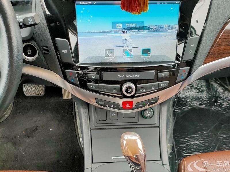 比亚迪S7 2016款 2.0T 自动 旗舰型Plus (国Ⅴ)