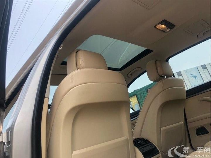 宝马5系 525Li 2013款 2.0T 自动 汽油 领先型 (国Ⅳ)