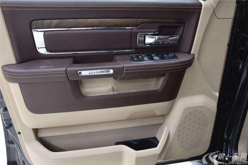 道奇Ram [进口] 2010款 5.7L 自动 汽油 1500-Sport (欧Ⅳ)