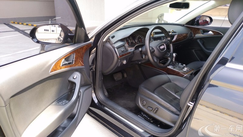 奥迪A6L 30FSI 2014款 2.5L 自动 技术型 (国Ⅳ)