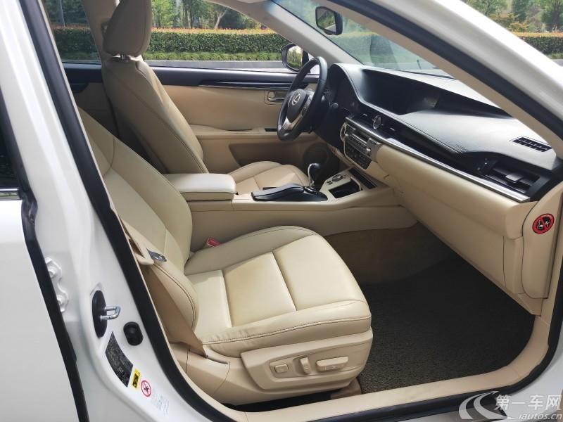 雷克萨斯ES 300h [进口] 2013款 2.5L 自动 豪华版