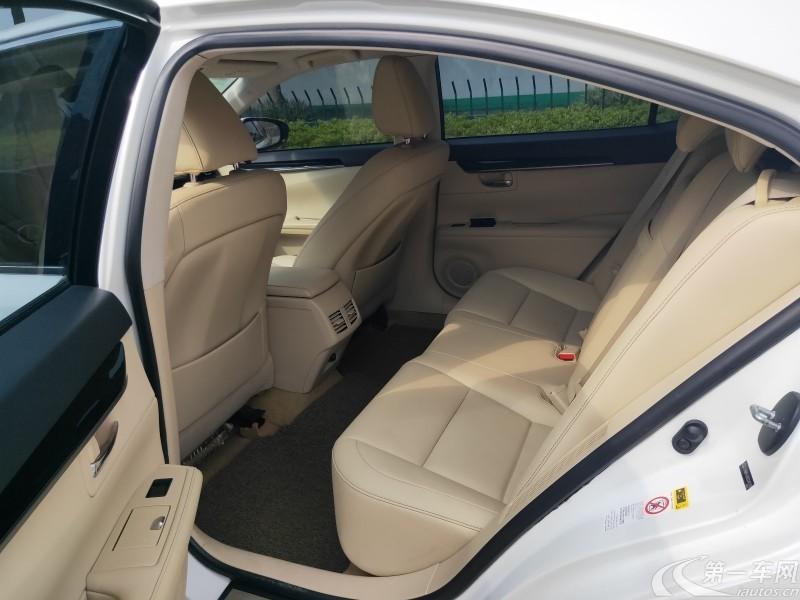 雷克萨斯300h [进口] 2013款 2.5L 自动 豪华版