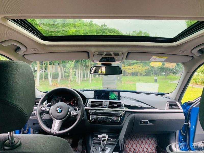 宝马3系 320Li 2018款 2.0T 自动 汽油 M运动曜夜版 (国Ⅴ)