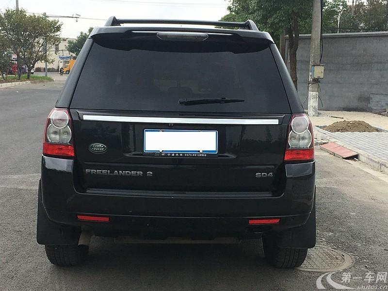 路虎神行者 [进口] 2011款 2.2T 自动 四驱 柴油 HSE