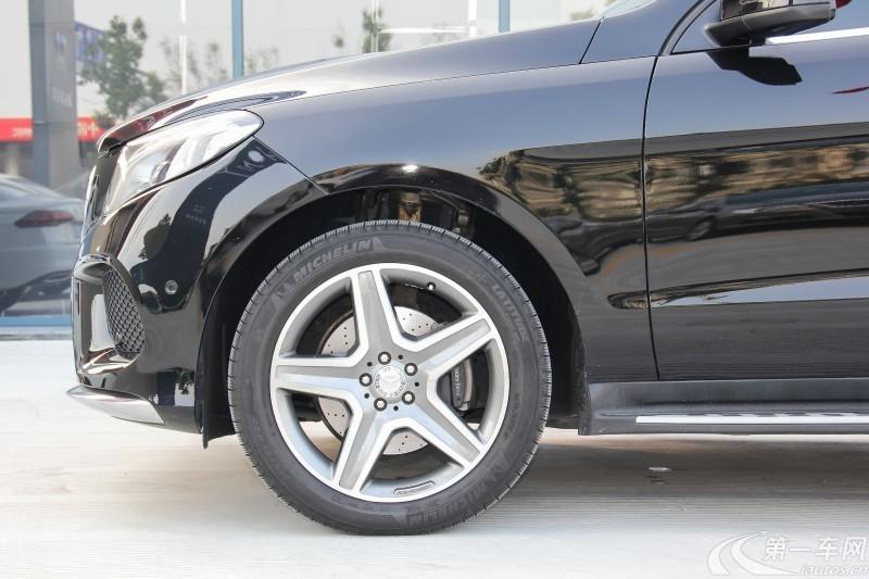 奔驰GLE级 GLE400 [进口] 2015款 3.0T 自动
