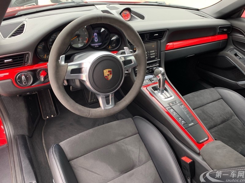 保时捷[进口] 2013款 3.8L 自动 GT3