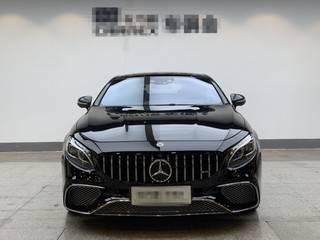 奔驰AMG-S级Coupe 5.5T