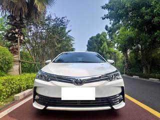 丰田卡罗拉 1.2T 自动 GL改款