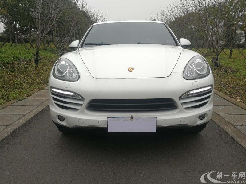 保时捷Cayenne [进口] 2012款 3.6L 自动 四驱 汽油 美规版平行进口