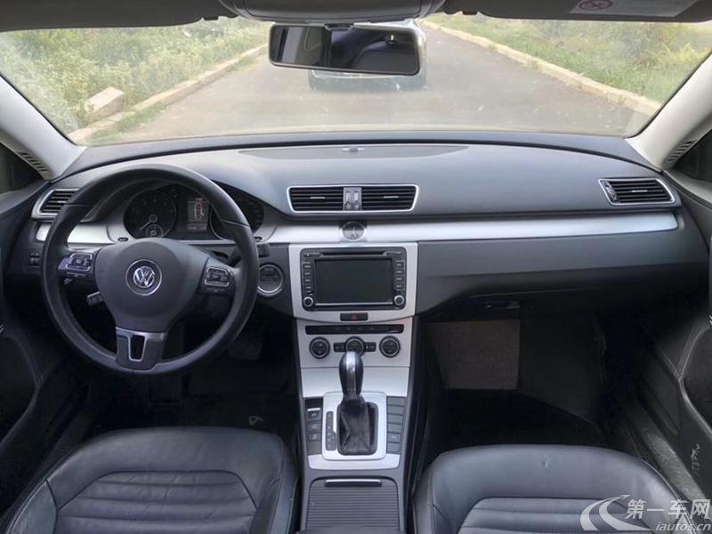 大众迈腾 2015款 1.8T 自动 汽油 领先型 (国Ⅴ)