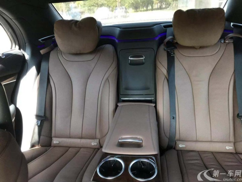 奔驰S级 S400 [进口] 2015款 3.0T 自动 汽油 加长版