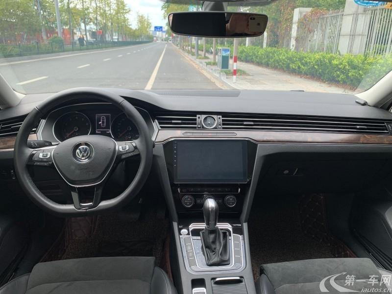 大众迈腾 2018款 2.0T 自动 汽油 380TSI豪华型 (国Ⅴ)