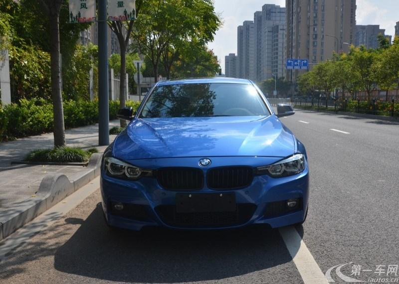 宝马3系 320Li 2019款 2.0T 自动 汽油 M运动曜夜版 (国Ⅴ)