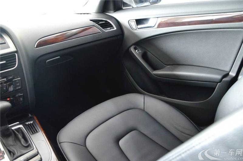 奥迪A4L 2012款 2.0T 自动 标准型 (国Ⅳ)