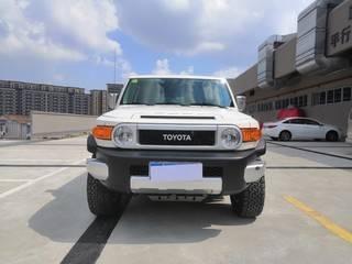 丰田4.0L 自动 中东版平行进口