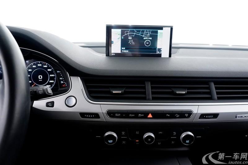 奥迪Q7 45 [进口] 2016款 3.0T 自动 技术型