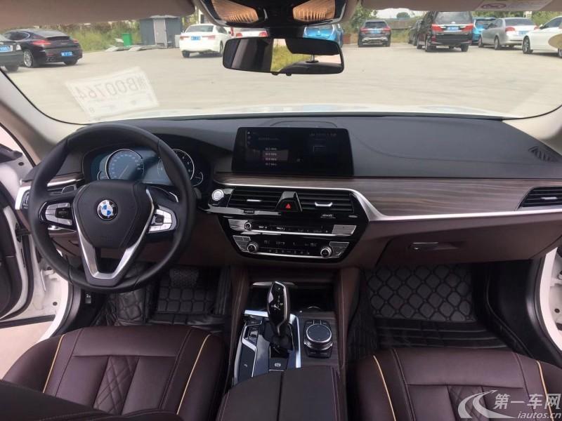 寶馬5系 530Li 2018款 2.0T 自動 汽油 領先型M運動套裝改款 (國Ⅴ)