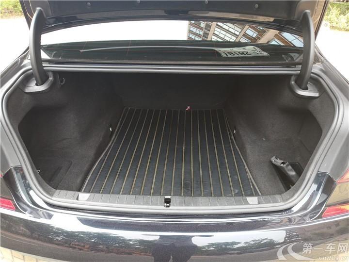 宝马7系 730Li [进口] 2018款 2.0T 自动 汽油 领先型M运动套装 (国Ⅴ)
