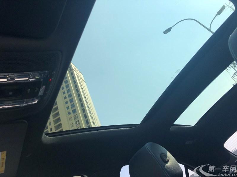 奔驰A级 A180L 2019款 1.3T 自动 (国Ⅵ)