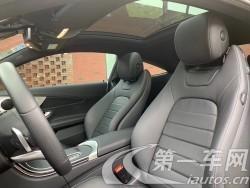 奔驰C级 C260 2011款 1.8T 自动 时尚型 (国Ⅳ)