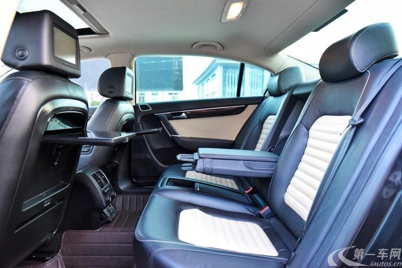 大众迈腾 2013款 3.0L 自动 汽油 旗舰型 (国Ⅴ)
