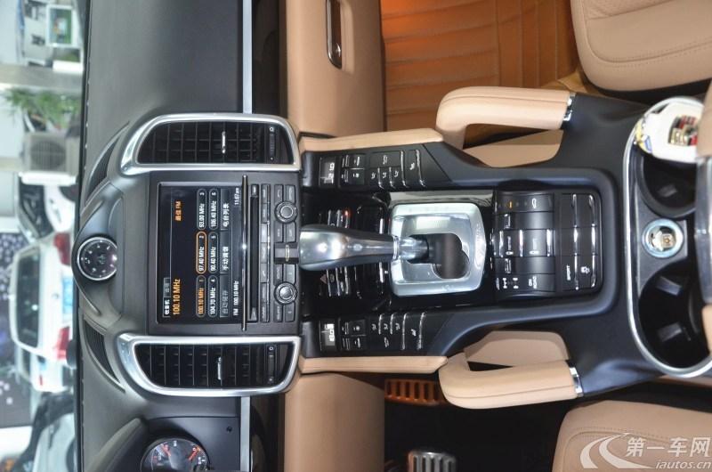 保时捷Cayenne [进口] 2014款 3.0T 自动 四驱 汽油 铂金版Platinum-Edition