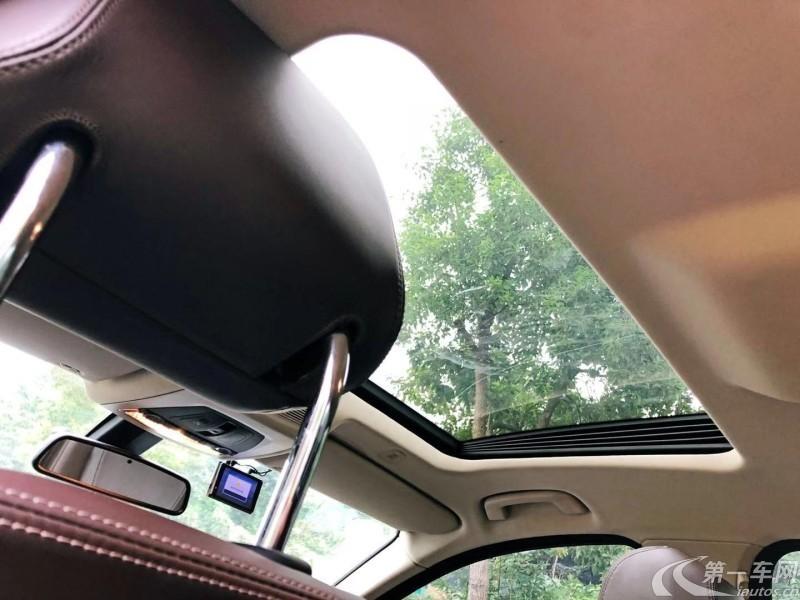 宝马525Li 2017款 2.0T 自动 汽油 豪华设计套装 (国Ⅴ)