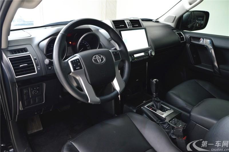 丰田普拉多 2016款 3.5L 自动 四驱 TX (国Ⅴ)
