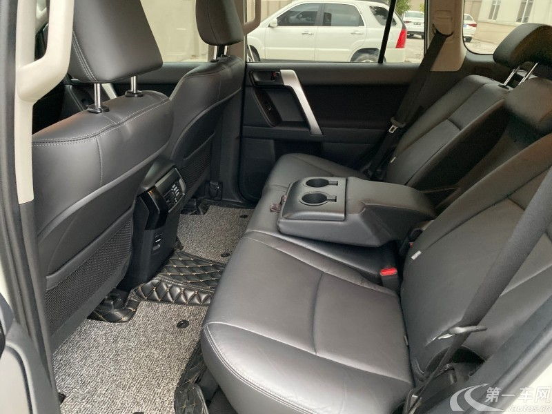 丰田普拉多 2016款 2.7L 自动 四驱 标准版 (国Ⅴ)