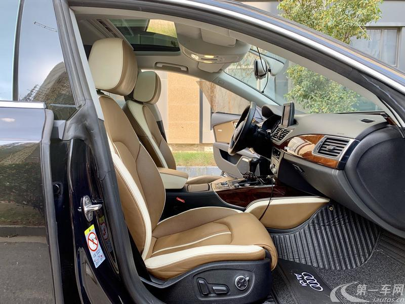 奥迪A7掀背 [进口] 2014款 3.0T 自动 豪华型