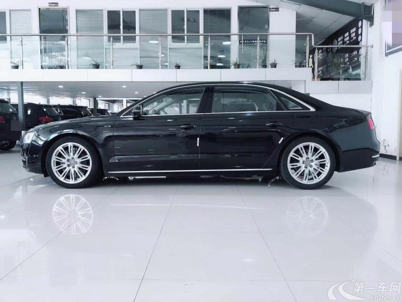 奥迪A8L [进口] 2013款 6.3L 自动 汽油 专享型