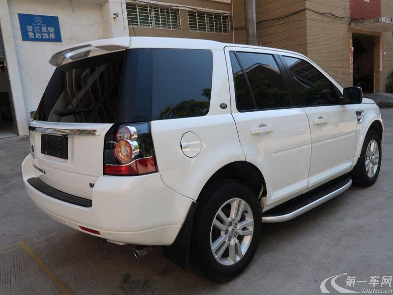 路虎神行者 [进口] 2013款 2.0T 自动 四驱 汽油 SE