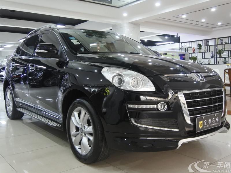 纳智捷大7 SUV 2013款 2.2T 自动 前驱 锋芒进化智慧 (国Ⅳ)