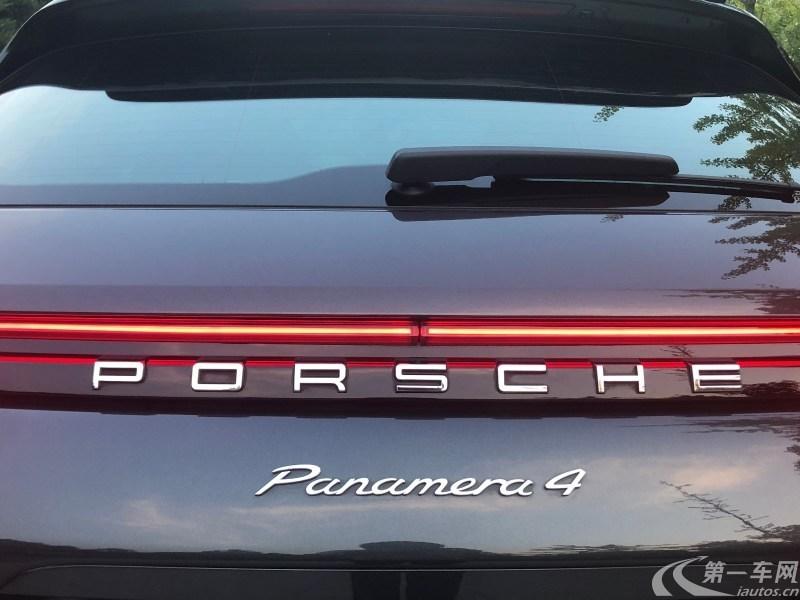 保时捷Panamera [进口] 2018款 3.0T 自动 汽油 加规版平行进口