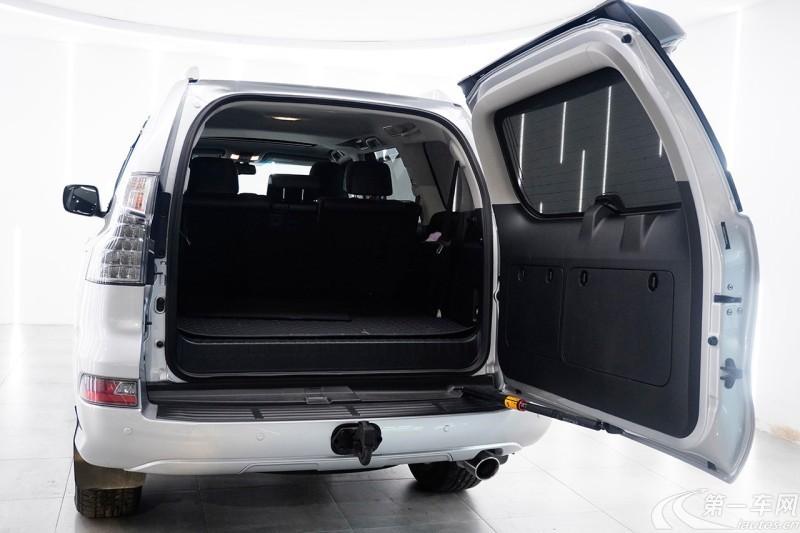 雷克萨斯GX 460 [进口] 2019款 4.6L 自动 四驱 运动型中东版平行进口