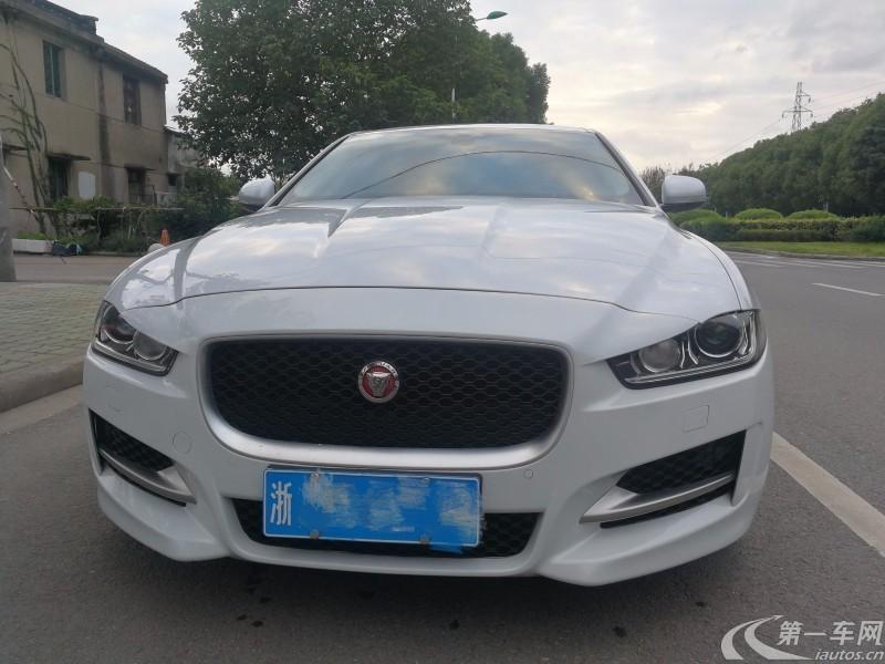 捷豹XE [进口] 2015款 2.0T 自动 240PS-R-SPORT