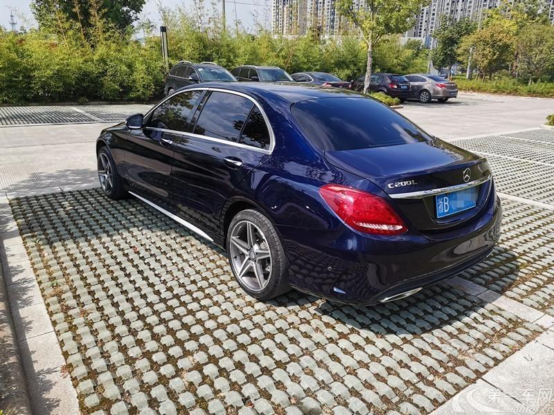 奔驰C级 C200L 2018款 2.0T 自动 (国Ⅴ)