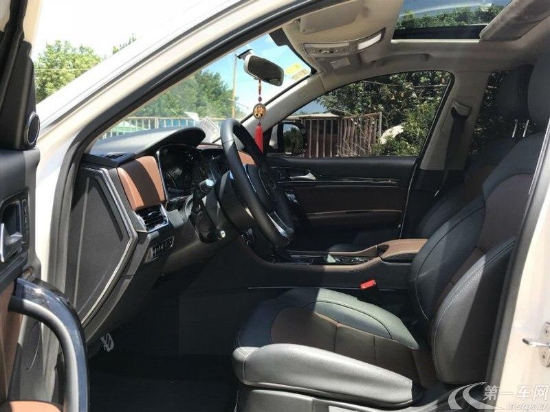 众泰T600 2014款 2.0T 自动 前驱 豪华型 (国Ⅳ)
