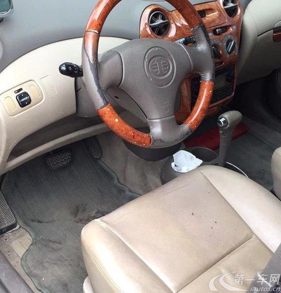 天津一汽威乐 2006款 1.5L 自动 豪华型 (国Ⅲ)