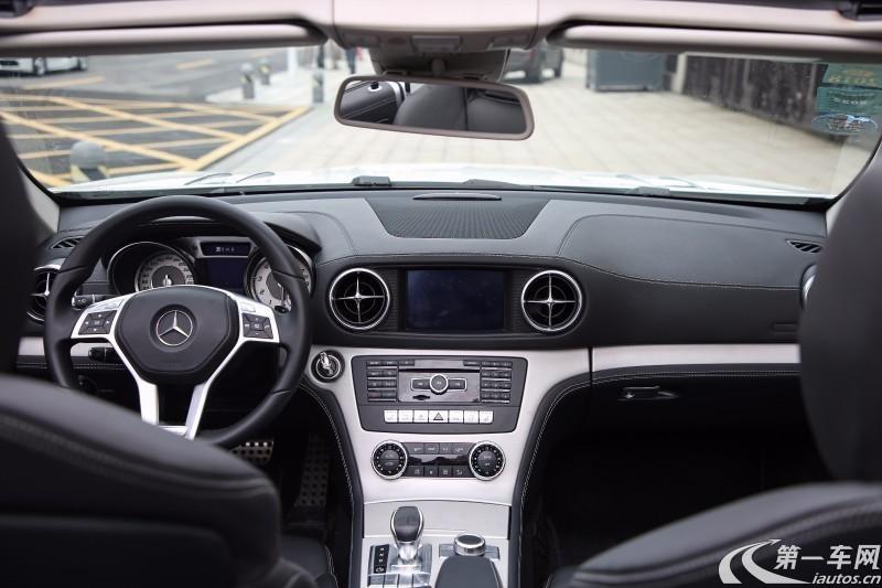奔驰SL级 SL400 [进口] 2016款 3.0T 自动 时尚型