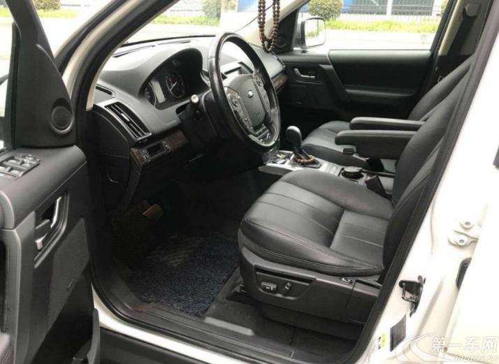 路虎神行者 [进口] 2014款 2.0T 自动 四驱 汽油 SE