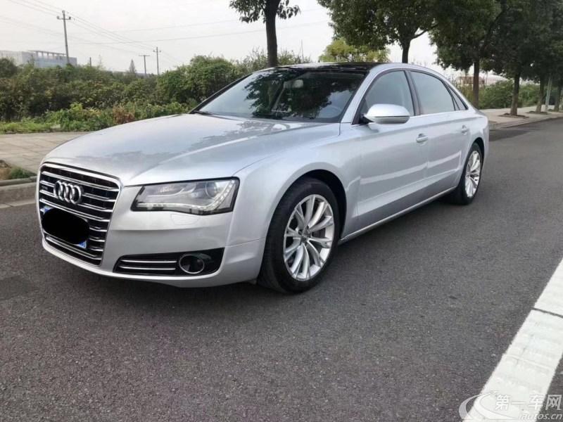 奥迪A8L [进口] 2011款 3.0T 自动 汽油 豪华型