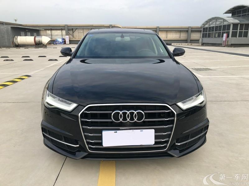 奥迪A6L 30SFI 2018款 2.5L 自动 典藏版 (国Ⅴ)