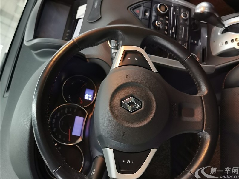 雷诺科雷傲 [进口] 2014款 2.5L 自动 四驱 豪华版