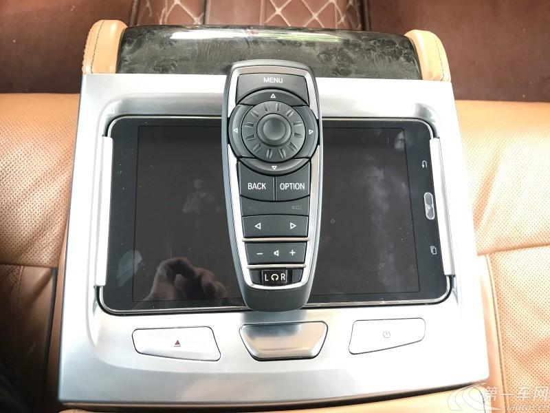 宝马7系 740Li [进口] 2016款 3.0T 自动 汽油 领先型