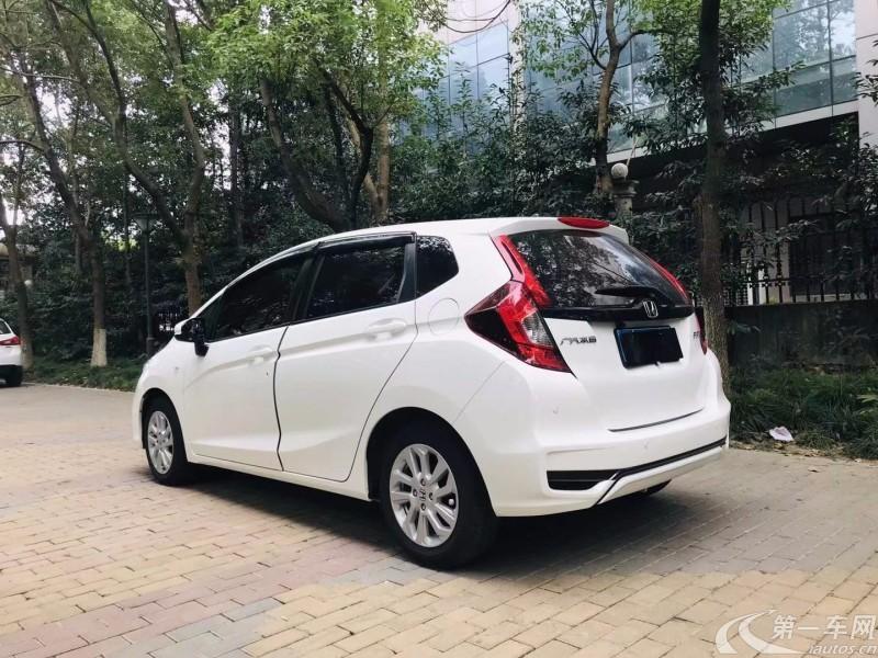 本田飞度 2018款 1.5L 自动 5门5座两厢车 潮跑+型 (国Ⅴ)