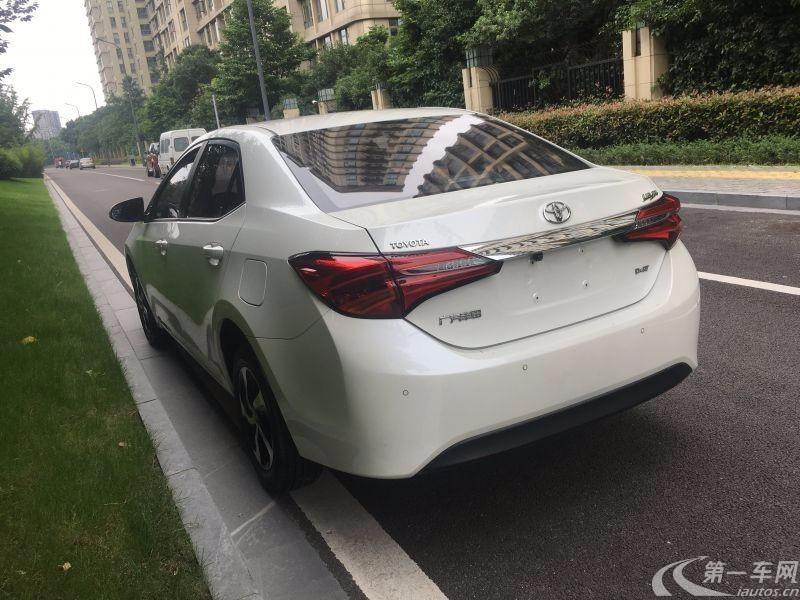 丰田雷凌 2017款 1.2T 自动 V豪华版 (国Ⅴ)