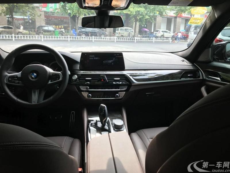 宝马5系 525Li 2018款 2.0T 自动 汽油 M运动套装 (国Ⅴ)